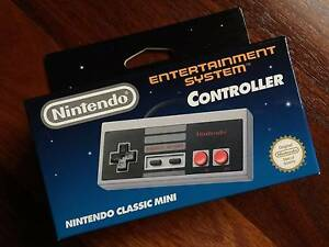 AUS BRAND NEW SEALED NINTENDO NES MINI CLASSIC CONTROLLER Liverpool Liverpool Area Preview