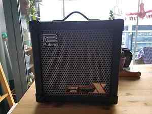 Roland Cube 30x guitar amp Fortitude Valley Brisbane North East Preview