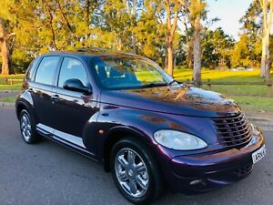 2004 PT CRUISER LTD AUTO ONLY 104,000KM IMMACULATE