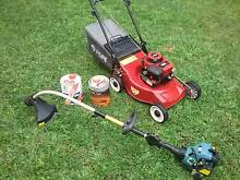 Mower and Whipper snipper package Parramatta Park Cairns City Preview