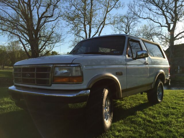 Image 1 of Ford: Bronco EDDIE BAUER…