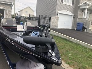 Princecraft 180 pro series Bass Boat