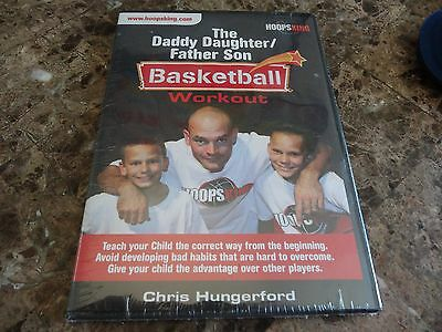 Daddy Daughter Father Son Youth Basketball Workout DVD Youth Basketball Coaching