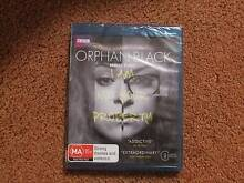 'Orphan Black' Series 3, Blu ray. BNISP Wantirna South Knox Area Preview
