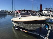 Haines Hunter 460 SLR 90 HP Johnson Caringbah Sutherland Area Preview