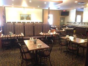 Restaurant for lease ( great opportunity)