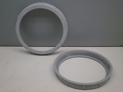 5 Arlington 4491 5 Five-inch Rigidimc Conduit Insulating Plastic Bushing