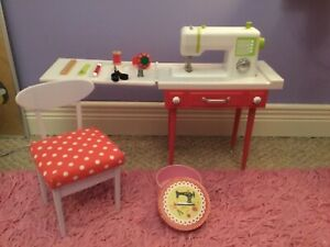 Our generation sewing studio set