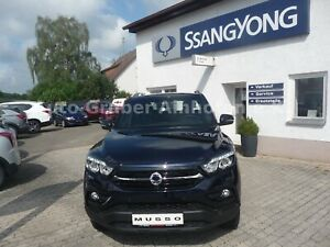 Ssangyong Musso Grand 2.2 D Quartz AT 4WD*AHK*NAVI*WANNE*