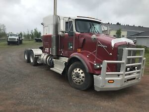 2012 kenworth heavy spec
