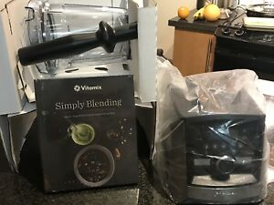 Vitamix A3500 Ascent Stainless Steel