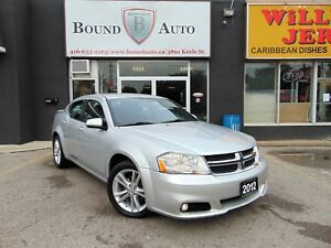 2012 Dodge Avenger SXT|HEATED SEATS|C-CONTROL|POWER GROUP|ALLOYS