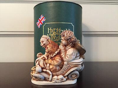 Harmony Kingdom Road Gods Treasure Jest Box Figurine Made in England BNIB