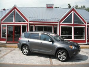 2011 TOYOTA RAV4 SUNROOF AWD AIR CRUISE ALLOYS PW PL PM