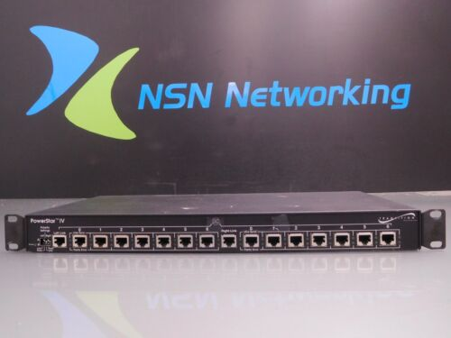 Transition Networks PowerStar IV PSIV-2/14-45 AS400 1Mbps Wired 14-Port Repeater
