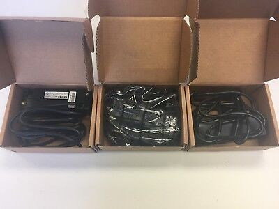 Lot 3 Magtek Sureswipe Triple Track Usb Magnetic Credit Card 21040140 21040102
