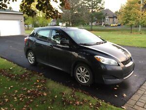 Toyota matrix 2011 manuelle