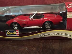 '69 Corvette Convertibl model car Oakville / Halton Region Toronto (GTA) image 2