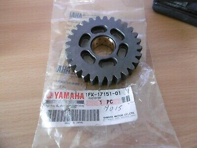 YAMAHA  GENUINE NOS 5th GEAR PINION 1FK-17151-01 V-MAX for sale  Shipping to Ireland