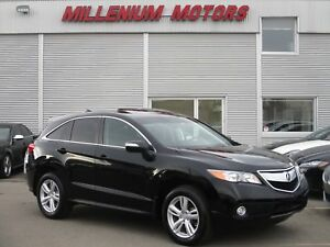 2015 Acura RDX AWD TECHNOLOGY / NAVI / B.CAM / ONLY 19,000 KM