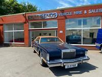 Ford Lincoln Continental Mark V **RARE BILL BLASS EDITION***
