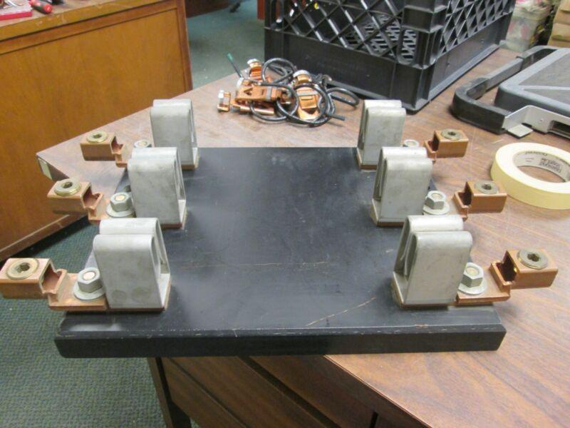Fuse Block 400A 600V 3P Used