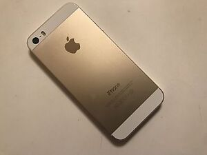 iPhone5s Gold 16g - Rogers  West Island Greater Montréal image 3