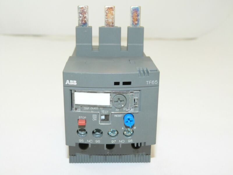 ABB TF65-40 Thermal Overload Relay 30-40a NEW 1yr Warranty