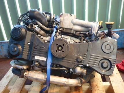 2006 WRX Hawk Eye, 2.5 Lt Worked Engine