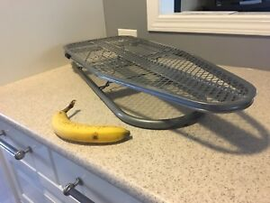 Small ironing board with cover