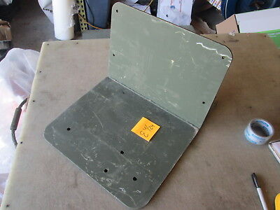 Used, NOS FMTV Gunner's Jump Seat Mounting Bracket, LMTV MTV M1078 for sale  Marble Falls