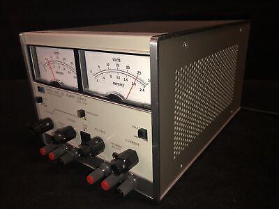 Hewlett-packard Hp 6227b Dual Dc Power Supply