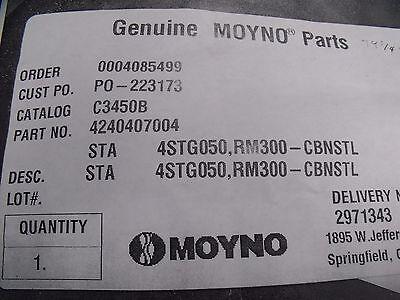 Moyno C3450b Rm300-cbnstl Cavity Pump Stator 4 Stage 80 X 6 58 F050 G050 2000