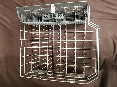 KITCHENAID DISHWASHER SILVERWARE BASKET GRAY MODEL #KUDI01ILWH3