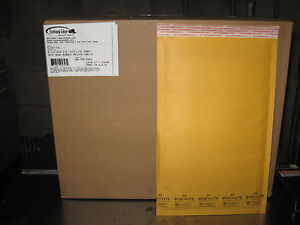 100-3-Eco-Lite-Kraft-Bubble-Mailers-w-Free-Shipping