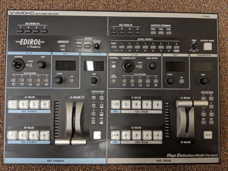Roland v-440hd video Mixer