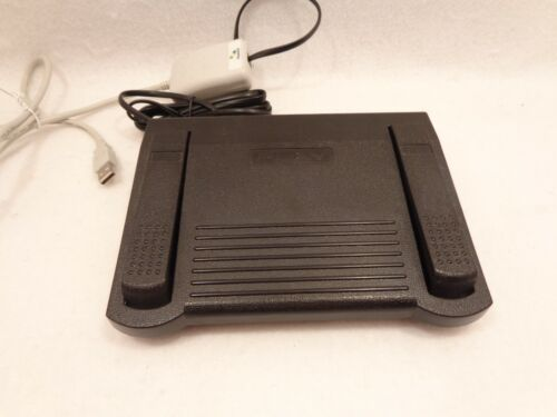 Infinity Foot Pedal Control With Phone Line to USB Adaptor 0502765 Transcription