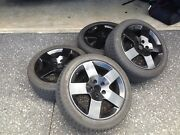 Audi/vw 17inch wheels  Cranbourne East Casey Area Preview