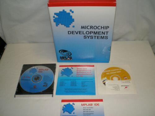 MICROCHIP DEVELOPMENT SYSTEM