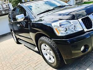 For sale nissan armada 2007