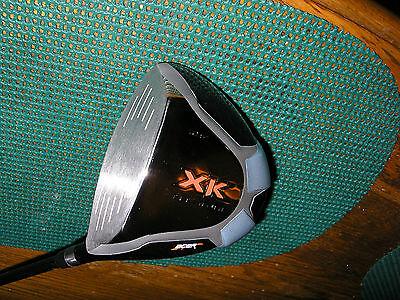 ACER XK Titanium Driver; Grafalloy Pro Custom GRAPHITE