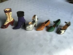 Just the Right Shoe - Selection of Six Shoes