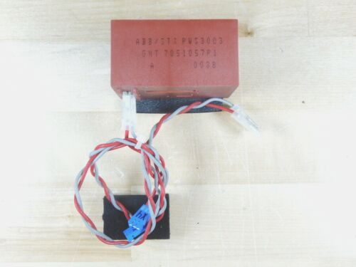 GUARANTEED - ABB/STS PWS3003 GNT7051057P1 Current Transducer Module