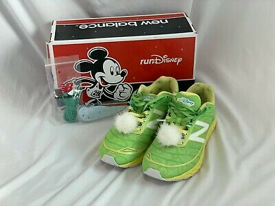 Run Disney Tinker Bell Complete Set New Balance Womens Marathon Shoes Size 8.5