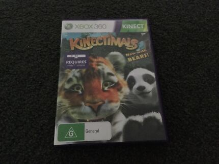XBOX 360 KINECT Upper Coomera Gold Coast North Preview