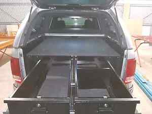 Twin Drawers for Dual Cab Ute Brassall Ipswich City Preview