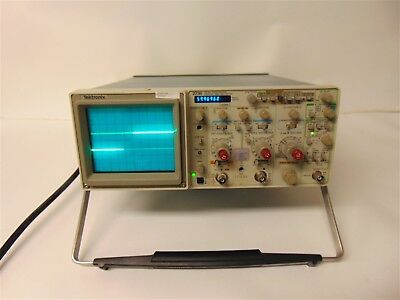 Tektronix 2236 Mhz Oscilloscope Counter Timer Multimeter - Works Good - S3649