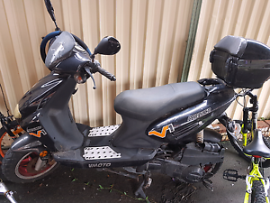 Scooter for sale only parts Eastlakes Botany Bay Area Preview