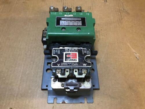 Furnas 42HB35AAD8 Contactor Starter 110-120 / 208-240V Coil, 120 Amp, 600V Max