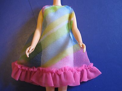 VINTAGE FRANCIE FLOATING IN DRESS TLC